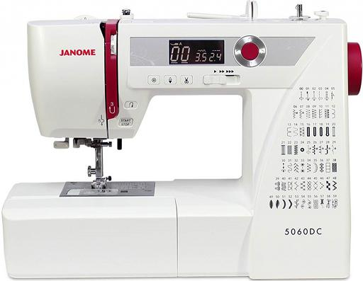 Janome DC 5060
