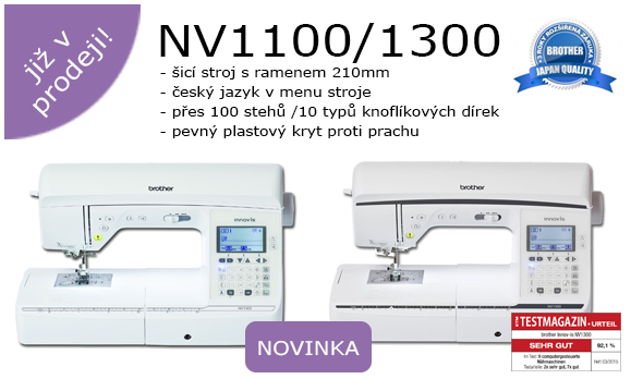 Brother NV1100 a NV1300